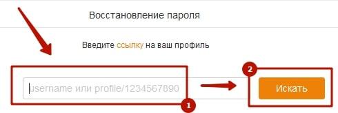 Как войти в Одноклассники если забыл логин и пароль от страницы 12-min